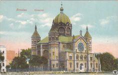 Nowa Synagoga we Wrocławiu