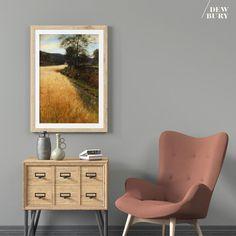Country Landscaping, Landscape Walls, Home Printers, Rustic Wall Decor, Graphic Design Inspiration, Cool Artwork, Etsy Handmade, Handmade Art, Printable Art