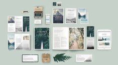 Juniper Branding Bundle from 46&2 Collective