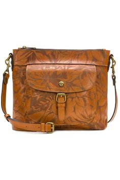 (This is an affiliate pin) Patricia Nash Tuscania Leather Shoulder Bag Patricia Nash, Shoulder Handbags, Leather Shoulder Bag, Shoes, Fashion, Moda, Zapatos, Shoes Outlet, Fashion Styles