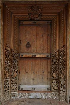 Ideas Villa Main Door Entrance Home – Door Ideas Front Door Design Wood, Room Door Design, Wooden Door Design, Gate Design, Wood Design, Wooden Bifold Doors, Wooden Front Doors, Rustic Doors, Glass Closet Doors