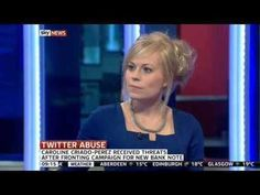 Vicky Beeching discusses social media ethics & trolling on Sky News