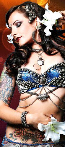 Kami Liddle - Tribal Fusion Goddess