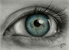 Secrets Of Drawing Most Realistic Pencil Portraits - - How To Draw An EYE - 40 Amazing Tutorials And Examples - Bored Art Secrets Of Drawing Realistic Pencil Portraits - Discover The Secrets Of Drawing Realistic Pencil Portraits Realistic Eye Drawing, Drawing Eyes, Painting & Drawing, How To Draw Realistic, Deer Drawing, Eye Sketch, Eye Art, Pencil Portrait, Drawing Techniques