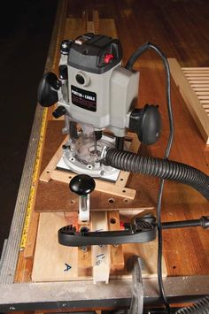 <strong>Home Improvement:</strong> Looking to build an attractive door that offers good looks and ventilation? This well thought out router jig will get you on your way to making your own custom louvered doors.<br />