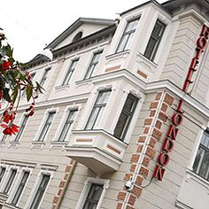 Hotel London is located in the Old Town of Tartu, by a pedestrian's street in the close vicinity of the Town Hall Square. Hotel Packages, London Hotels, Pedestrian, Town Hall, Helsinki, Old Town, Old Things, Street, Roads
