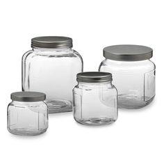 Anchor Hocking® Glass Cracker Jar