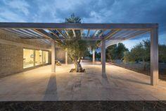 Galeria de Residência Eco-sustentável em Salento / Massimo Iosa Ghini - 11