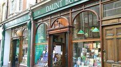 London book shop