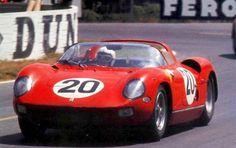 1964 Ferrari 275P winner Le Mans