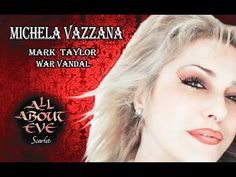 """""""Scarlet"""", All About Eve. By Michela Vazzana, Mark Taylor and War Vandal"""