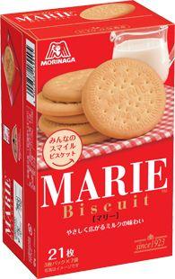"Morinaga ""Marie"" cookies"