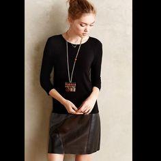 Nwt Bailey 44 Vegan Leather Dress