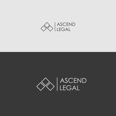 Create a compelling and eye grabbing logo for Ascend Legal by azkyarahma_99