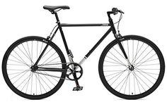 Critical Cycles Harper Single-Speed Fixed Gear Urban Commuter Bike, Matte Black, 61cm, xl http://coolbike.us/product/critical-cycles-harper-single-speed-fixed-gear-urban-commuter-bike-matte-black-61cm-xl/