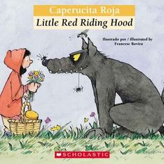 Caperucita Roja / Little Red Riding Hood by Francesca Rovira