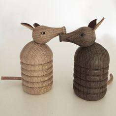 Mr & Mrs Armadillo – fromHELENA