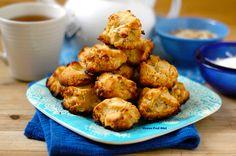 Grandma's Low Carb Paleo Coconut Cookies