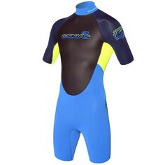 4343b0e6ba C-Skins Element Childs Shortie Wetsuit from our Wetsuits Warehouse. This  Wetsuit Is Great