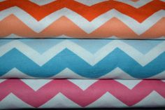 Chevron Striped Snuggle Flannel Fabric by LavenderNThyme on Etsy, $6.99