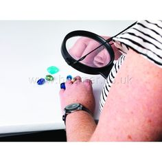 Daylight DN90920 Simple Neck Magnifier