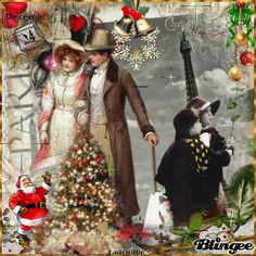 Christmas In Paris!!!