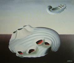 Felix Labisse - - - La conscience tranquille - 1952