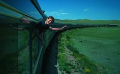 Ride the rails of the Transiberian Railway and have an ultimate adventure.