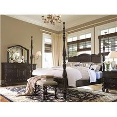 Paula Deene 932 romantic master bedroom  set  http://www.baers.com/Collection.aspx?CollectionID=Paula+Deen+Home=932