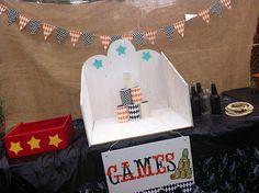 Cupcake Wishes & Birthday Dreams: {Party Recap} Halloween Carnival!
