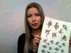 ▶ How To Make Your Own Temporary Tattoos (Laser Printers) - YouTube 9 min.