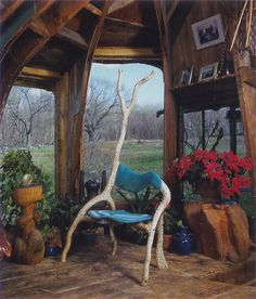 Jon Brook's house (New Boston/ New Hampshire): http://curious-places.blogspot.co.nz/2011/05/jon-brooks-house-new-boston-new.html