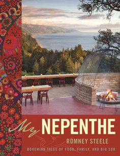 More than sixty-five years after it first opened, Nepenthe restaurant is still today a favorite tourist destination on the scenic drive along Highway 1 to Big Sur, California. Now available in paperba