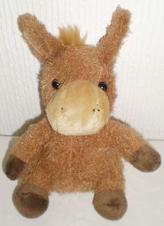 Brazier & Co Soft Toy Plush Donkey