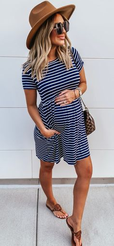beautiful summer outfits you should already own - FASHION - . - beautiful summer outfits you should already own – FASHION – … – Schwanger Klei - Elegant Summer Outfits, Summer Outfits Women Over 40, Modest Summer Outfits, Casual Summer, Fashion Maman, Casual Maternity Outfits, Summer Maternity Clothes, Summer Maternity Fashion, Casual Outfits