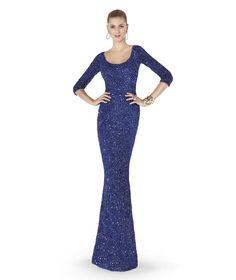 Pronovias apresenta o vestido de festa AMARANTA da coleção 2015. | Pronovias ❤️vanuska❤️