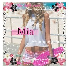 """Requested icon for Mia!"" by love2dance2004 ❤ liked on Polyvore featuring art"