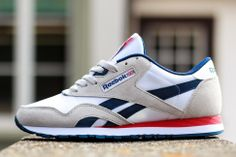 0f3f253b41c Reebok Classic Nylon SP (Steel Grey