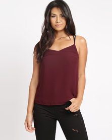 off Ladies Tops and Bottoms at Zando at great prices - available in a range of sizes. Shop for over 692 off Ladies Tops and Bottoms products. Shirt Blouses, Shirts, Lace Back, Cami Tops, New Look, Basic Tank Top, Camisole Top, Burgundy, Lady