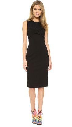 Nicholas N/Nicholas Twist Dress | SHOPBOP SAVE UP TO 25% Use Code: BIGEVENT16