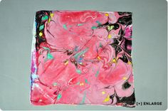 Marbling Instructions (Fabric)