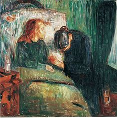 Norwegian painter and printmaker Edvard Munch was born in He was inspired by the Post-Impressionists' use of colour in combination with expressive explorations of emotion. 'The Sick Child (Det syke barn)' by Edvard Munch Tate Edvard Munch, Le Cri, Figurative Kunst, Tate Gallery, Hieronymus Bosch, Sick Kids, Art Uk, Oslo, Impressionist