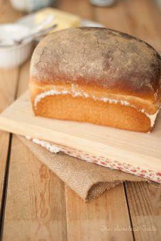 Pan de Molde con Prefermento