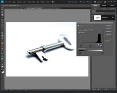 Step by step how to make your own DIY Photoshop brushes: step 2
