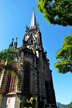 travel | south + central america - catedral de petrópolis, rio de janeiro, brasil  by rodrigo soldon