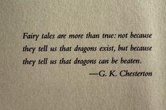 the reason fairy tales still live on...