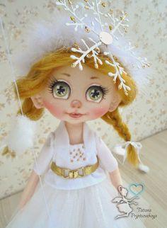 Куклы Принцевской Татьяны: Коллекция