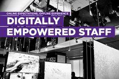 Future Of Retail: Digitally Empowered Staff