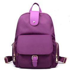Women Girl  Oxford Travel Backpack Handbag Satchel Rucksack Shoulder School Bag #Unbranded #Backpacks