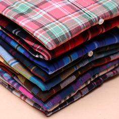 Women's 2016 autumn and winter female shirt plaid shirt female 100% slim long-sleeve cotton top female outerwear -- Haga clic en la VISITA botón para una descripción detallada